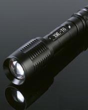 1125. Đèn Siêu Sáng XLM - T6 ( Sử dụng 2 pin sạc )