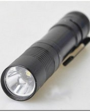 0596. Đèn pin vắt túi Small Sun Zy-704 Mini Pocket Flashlight