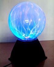 0709. Quả cầu plasma Cảm Ứng âm thanh 6 inch