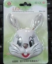 0834. Đèn ngủ cảm ứng thông mình hình thỏ