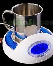 Đế hâm nóng thức uống đa năng(đế hâm+đồng hồ/lịch/đo nhiệt độ+usb hub 4 port)
