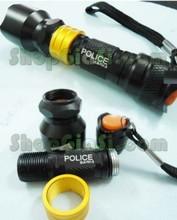 0896. Đèn pin mini siêu sáng Police Zlx-701
